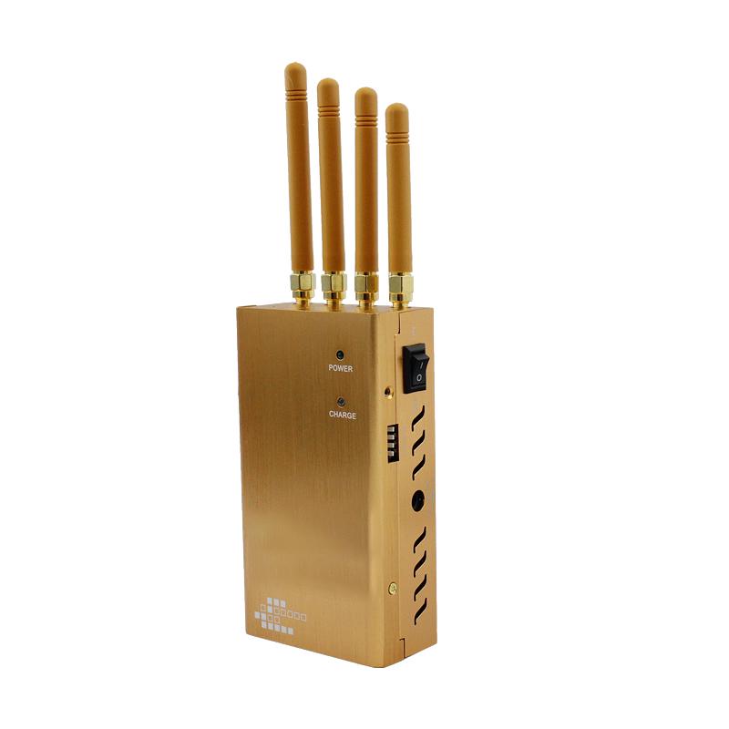 WiFi電波妨害機