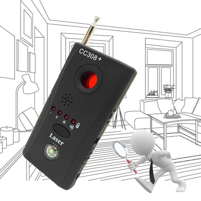 無線盗聴発見機 無線盗撮検知器 販売店 レンズ対策グッズ LEDでお知らせる盗聴装置 探知機カメラ発見器能と無線電波発見機能を搭載して、最新隠しカメラ受信機 盗撮発見機 盗聴器遮断機 防犯用品 電波 無線カメラ レーザー 検知