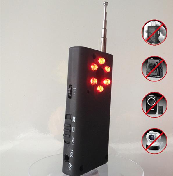 盗聴器電波妨害